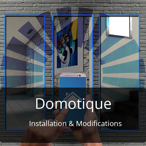 Domotique Texte